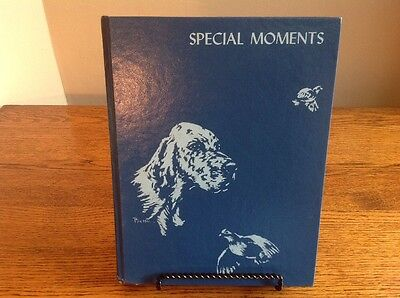 "English Setter Association Of America 1984 Annual - ""Special Moments"""