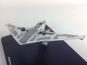 #59 NABOO STAR SKIFF  DeAgostini Star Wars Starships & Vehicles Collection