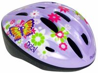 NEW, GIRLS KIDS CHILD CYCLING HELMET BIKE BICYCLE SKATING SCOOTING HELMET Sizes: S, 48-56 cm