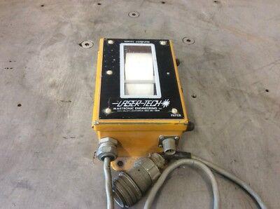 Laser Tech Survey Computer