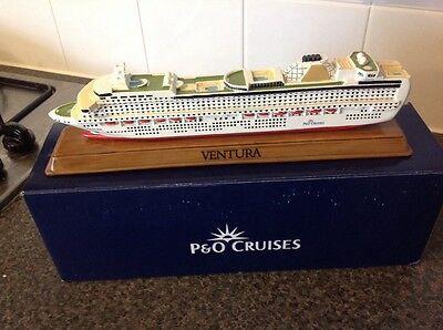 Ventura Cruise Ship model P&O Cruises