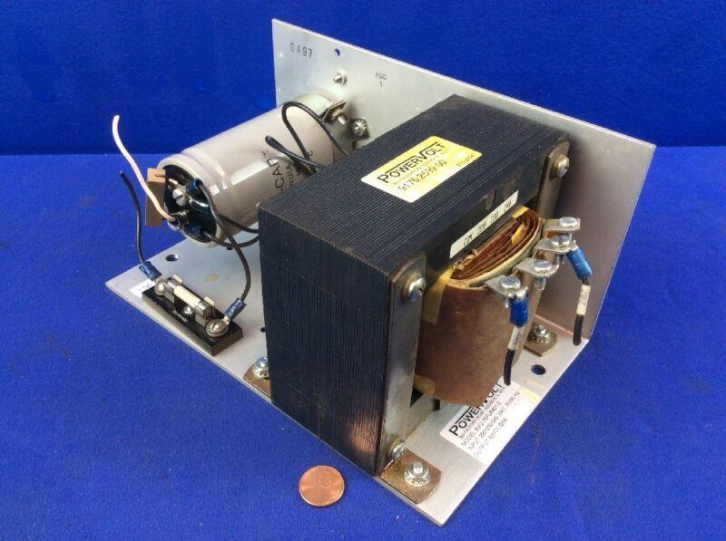 POWER VOLT BVU-75FU6401-2 POWER SUPPLY