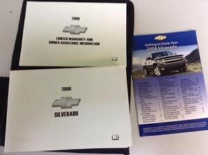 2008 chevy silverado manual book