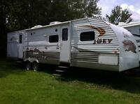 2011 Skyline Layton Travel Trailer - 31ft (36ft with Tongue)