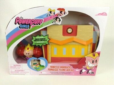 The Powerpuff Girls Princess Morbucks Sealed Schoolyard Scramble Playset Toy (Princess Play Sets)