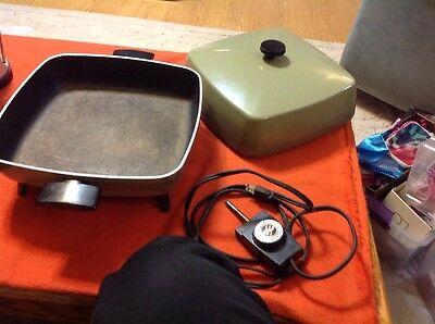 Сковороды с длинными VINTAGE ELECTRIC SKILLET