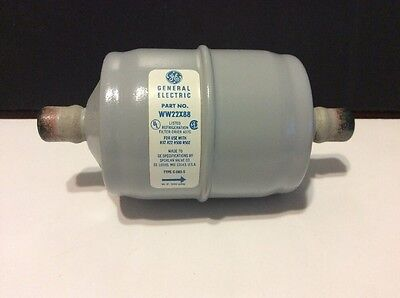 Ge Ww22x88 Refrigeration Filter-drier 407g Type C-083-s W.p. 500 Psig New