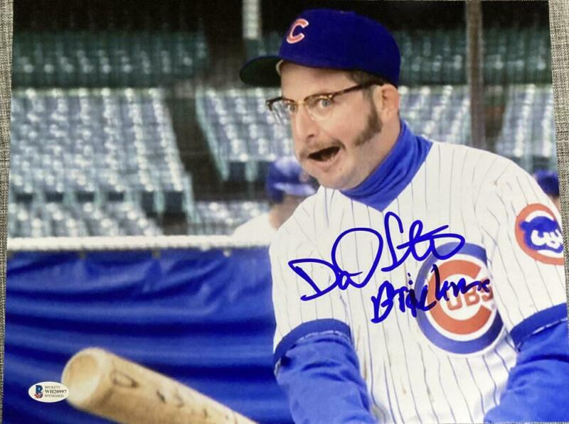 """DANIEL STERN SIGNED AUTOGRAPH - """"ROOKIE OF THE YEAR"""" FUNNY 11X14 PHOTO BECKETT A"""