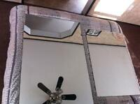 Two large mirrors *REDUCED*