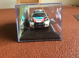 Mitsubishi Lancer Evo IX - Rally Portugal 2009 1:43 scale