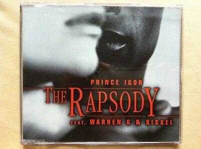 The Rapsody - Prince Igor - Maxi CD ft Warren G & Sissel