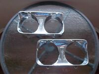 1969 Pontiac Beaumont headlamp doors  (not Chevelle)