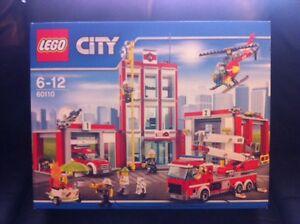 Lego City Fire Station 60110 (BNIB)