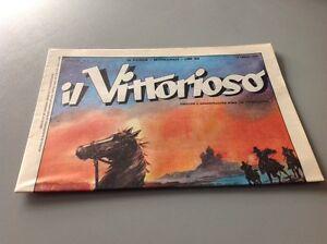 IL VITTORIOSO Anno XV # 7 - Supplemento Avvenire - Italia - L'oggetto può essere restituito - Italia