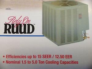 central air cond  from $1950 furnaces from $1850 St  Thomas