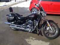 2011 Yamaha V star 650 custom