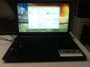 Acer Aspire E5-551G, AMD FX 7500 processor, 2G VRAM, 16Gb RAM, 1T Casula Liverpool Area Preview