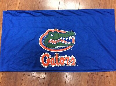GATOR Valance collegiate GO GATORS royal blue orange 89x16 college dorm FUN #5 - Royal Blue Gator