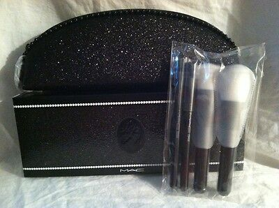 MAC Keepsakes Extra Dimension Brush Kit - NIB! for sale  Mineola