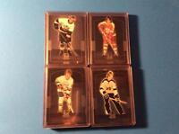 1999 - 00 Upper Deck Wayne Gretzky Hockey Hall Of Fame Career