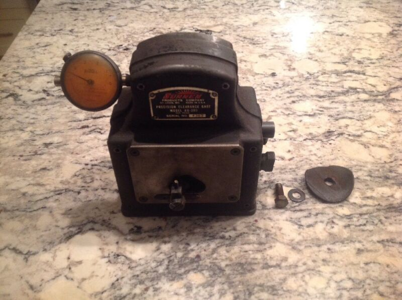 Sunnen #AG-300 Precision Gauge - USED.  FREE SHIPPING