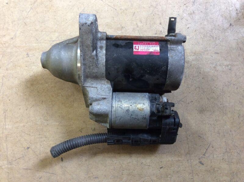 LEXUS IS250 2.5L PETROL 2005-2012 DENSO STARTER MOTOR 428000-2340 / 28100-31070