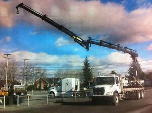 Crane / Boom Truck Cambridge Kitchener Area image 2