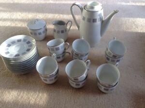 Vintage 1960's Noritake Coffee Set
