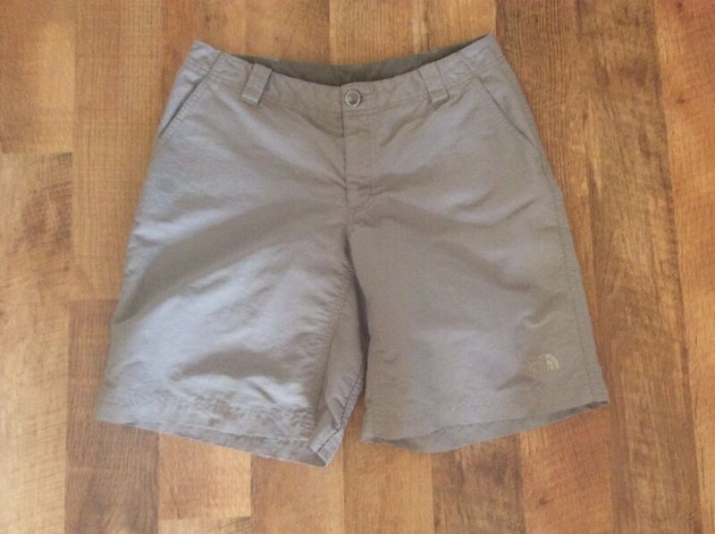 PRE OWNED THE NORTH FACE HIKING SHORTS SIZE 4