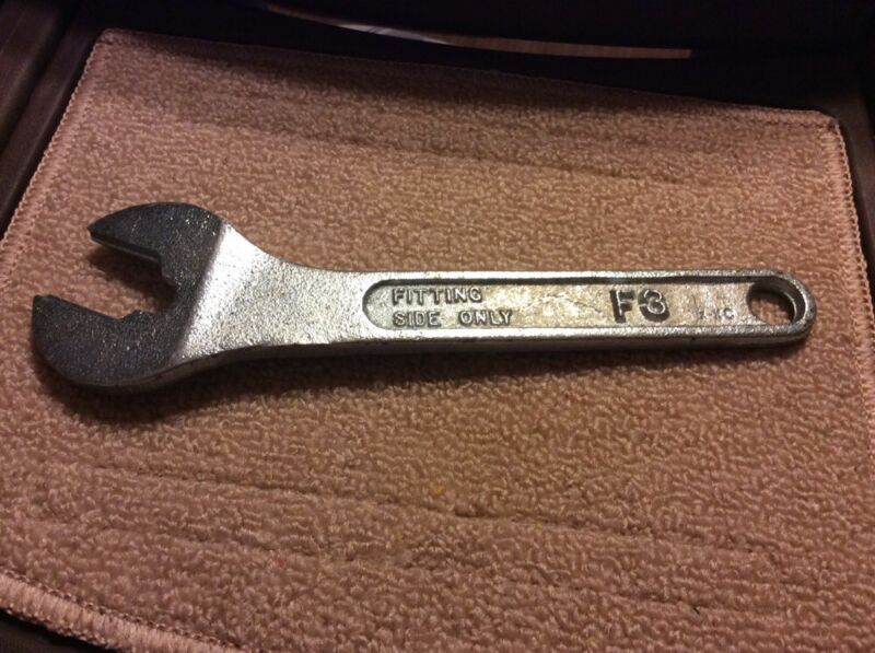 Reliable F3 Wrench