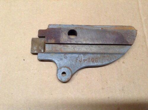Rockwell Jointer  Model 37-290  Cross Sliding Plate FJ 306       RWP-08