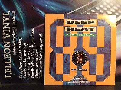 Deep Heat 89 Double Compilation LP Album  STAR2380 Pop Soul Dance Hip Hop 80's