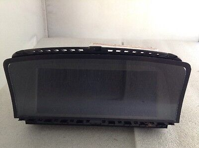 2006 2007 2008 BMW 750 760 NAVIGATION RADIO DISPLAY Screen Oem 65826986301  #996