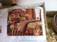 Bed in a bag/Parure de lit complète