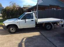 Toyota Hilux Single Cab Chassis Yass Yass Valley Preview