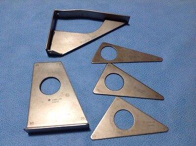 Zimmer Positioning Condylar Plate Ref 2392-01 2392-02 2392-03 2392-10 2376-20