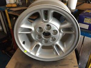 DODGE RAM ONE MAG 15''  6 BOLT '' WITH TIRE''