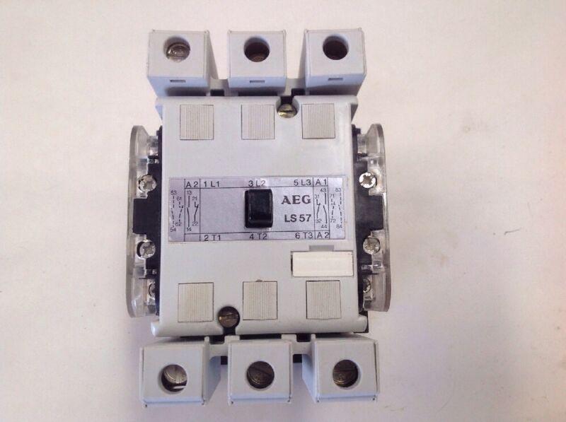 AEG Contactor E-NR-910-337-351-24