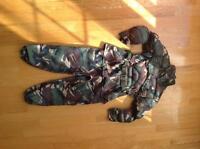 Soldier costume