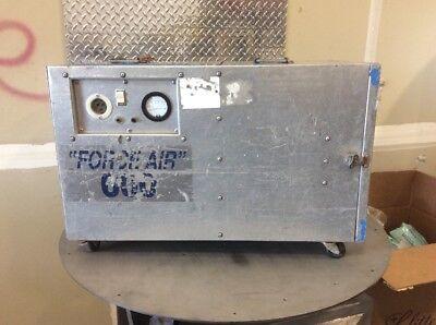 ACSI Persistence AIR 600 EC NEGATIVE PRESSURE HEPA FILTER
