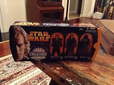 2005 Star Wars Evolutions: Anakin Skywalker To Darth Vader