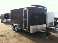 2014 TNT 7x14 Enclosed w/Extended Height/Ramp $6599
