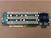 ADEX 1U AGP Riser Card Right Angle Slot Extender AGPRX4-1 1.5V