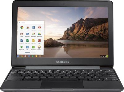 New Samsung 11.6 Chromebook 3 Intel N3060 2.16GHz 4GB DDR3 16GB eMMC Chrome OS
