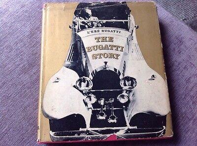 The Bugatti Story, L'Ebe Bugatti, 1st Edition