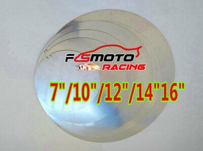 71011121416 Od 3303 Aluminum Disc Circle Blank Round Plate Flat Sheet