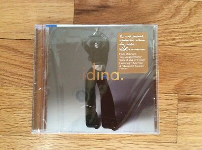 Idina    By Idina Menzel  Cd  Sep 2016  Warner Bros   Frozen Disney Elsa Rent