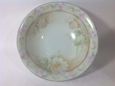 Antique Erdmann Schlegelmilch ES Prussia Large Serving Bowl Dish Server Plate