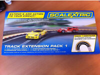 scalextric extention pack one