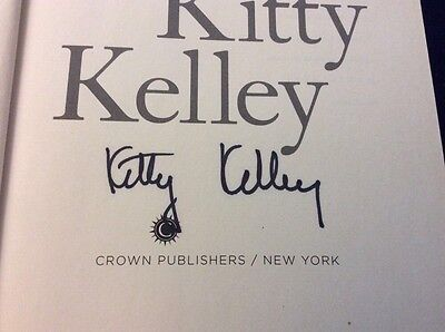 Oprah Winfrey A Biography By Kitty Kelley Signed 1St Edition